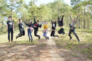 グループ ジャンプ