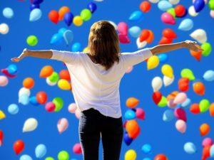 風船 自由